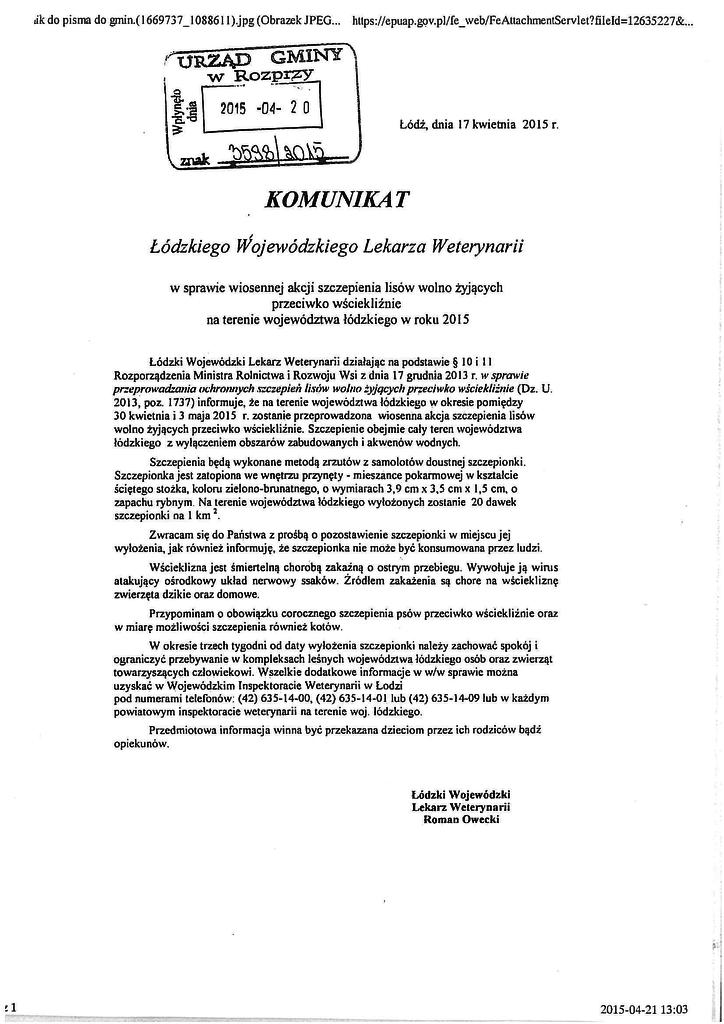 komunikat szczepienie lisów.png