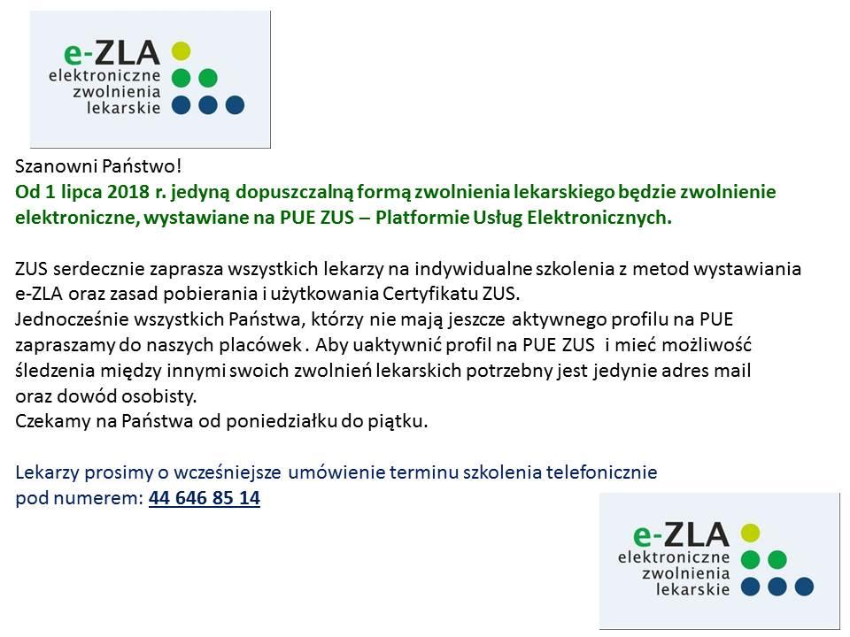 e-ZLA - Elektroniczne Zwolnienie Lekarskie - pt.jpeg