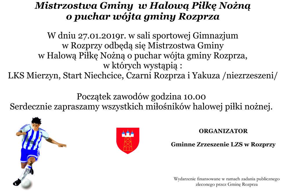 Mistrzostwa Gminy o puchar wójta gminy Rozprza.jpeg