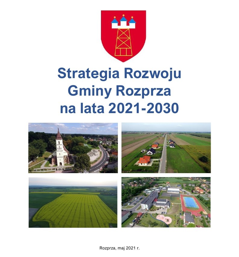 Strategia Rozwoju gminy Rozprza na lata 2021 - 2030