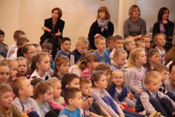 Galeria Misterium Paschalne w wykonaniu uczniów Szkoły Podstawowej w Mierzynie