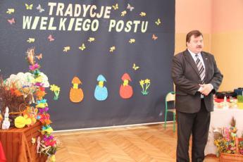 Galeria Tradycje Wielkiego Postu w Szkole Podstawowej w Nowej Wsi