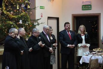 Galeria SPotkanie opłatkowe 6.12.2014