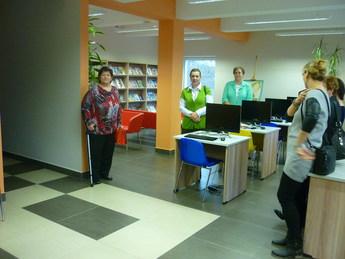 Galeria spotkanie bibliotekarzy