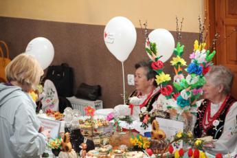Galeria Powiatowy Przegląd Stołów i Palm Wielkanocnych w Moszczenicy 13 kwietnia 2014
