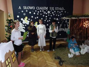 Galeria Jasełka w SP Nowa Wieś19 grudnia 2014