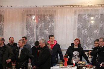 Galeria Spotkanie wigilijne Mierzyn