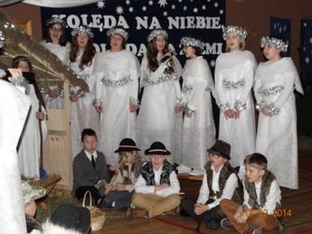 Galeria Jasełka SP w Rozprzy