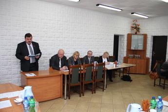 Galeria III sesja rady gminy