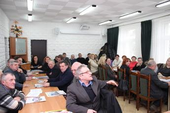 Galeria zebranie sołtysów 7.01.2015