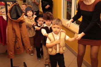 Galeria Jasełka Przedszkole Rozrza 01.2015