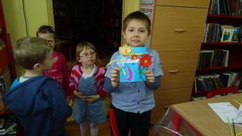 Galeria Warsztaty Wielkanocne w Filii Bibliotecznej w Milejowie