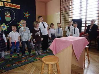 Galeria Dzień babci i dziadka Nowa Wieś
