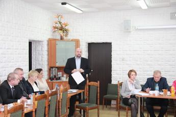 Galeria IV sesja Rady Gminy