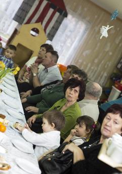 Galeria dzień babci i dziadka przedszkole niechcice