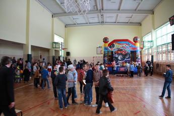 Galeria choinka Milejów 31.01.2015
