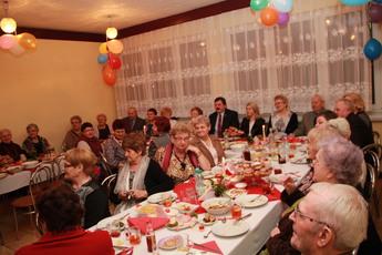 Galeria Spotkanie rencistów i emerytów w niechcicach 31.01.2015