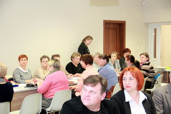 Galeria Sołtysi 4.03.2015