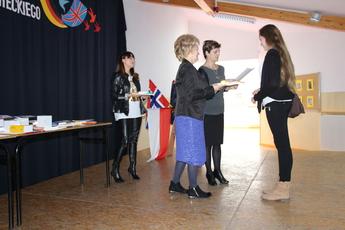 Galeria Konkurs językowy