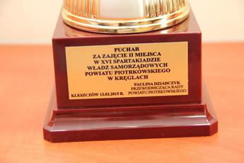Galeria Spartakiada kręgle 03.2015