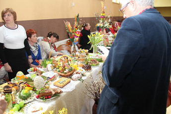 Galeria Przegląd stołów i palm wielkanocnych Moszczenica 2015