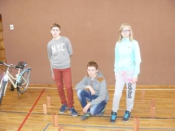 Galeria Eliminacje ogólnopolskiego konkursu rowerowego w Nowej WsiEliminacje ogólnopolskiego konkursu rowerowego w Nowej Wsi