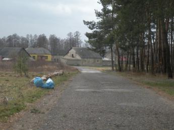 Galeria Trwają prace porządkowe na terenie gminy Rozprza
