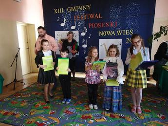 Galeria konkurs piosenki w Nowej Wsi 2015
