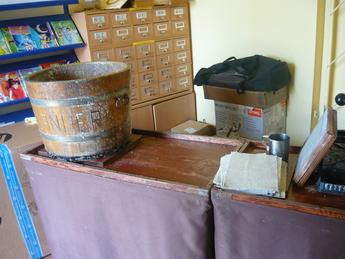 Galeria Czerpanie papieru - Lubień