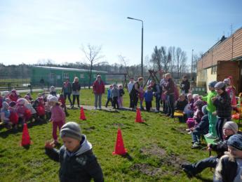 Galeria Przedszkolaki z Niechcic przywitały wiosnę