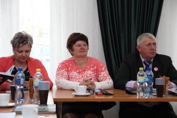 Galeria Zebranie wspólne komisji 15.05.2015