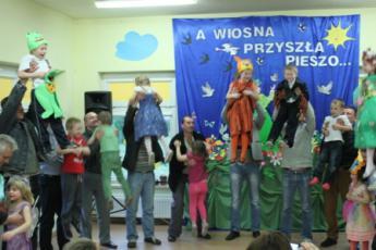 """Galeria Przedszkole w Rozprzy przystąpiło do ogólnopolskiej akcji """"Ćwiczyć każdy może"""""""