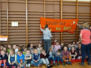 Galeria Spartakiada 5 i 6 latków 2015