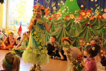 Galeria Powitanie wiosny w Przedszkolu w Rozprzy