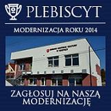 Galeria modernizacja roku