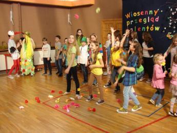 Galeria Pierwszy Dzień Wiosny w Szkole Podstawowej w Rozprzy