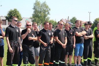 Galeria Zawody sprotowo-pożarnicze 2015