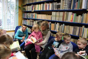 Galeria KONKURS WIEDZY O ZDROWIU - GMINNA BIBLIOTEKA PUBLICZNA W ROZPRZY