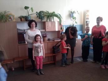 Galeria Warsztaty adaptacyjne dla dzieci 6 i 7- letnich w Szkole Podstawowej w Rozprzy