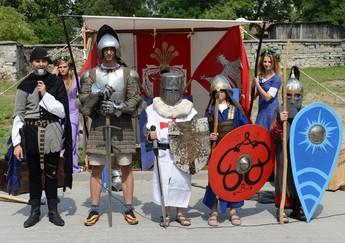 Galeria Podróż do średniowiecznej Rozprzy