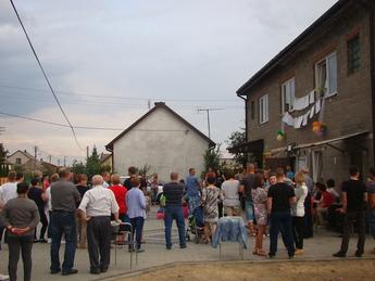 Galeria Piknik w Romanówce i Magdalaneece