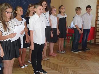 Galeria Rozpoczęcie roku - Nowa Wieś