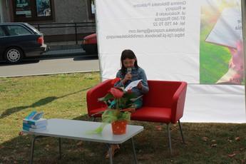 Galeria Narodowe czytanie lalki w GCK