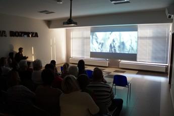Galeria Pokaz filmów Biegańskiego