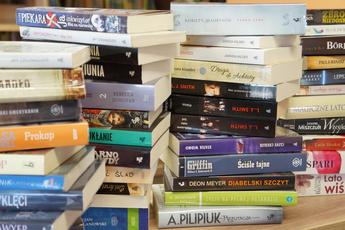 Galeria Dotacja na książki GCK