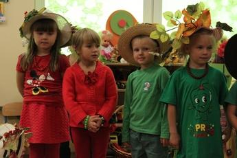 Galeria Powiatanie jesieni - przedszkole w Rozprzy