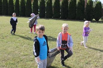 Galeria Sprzątanie świata 2015 - przedszkole w Rozprzy