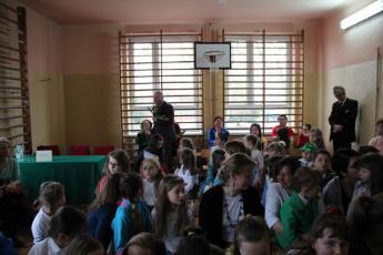 Galeria Rozśpiewana gmina w Szkole Podstawowej w Nowej Wsi