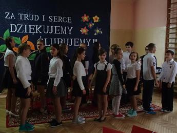 Galeria Święto edukacji narodowej Nowa WIeś