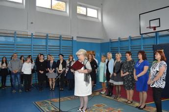 Galeria Dzień nauczyciela ZSG Niechcie